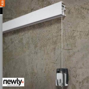 Рельс Newly R20 (30 кг/1 метр)